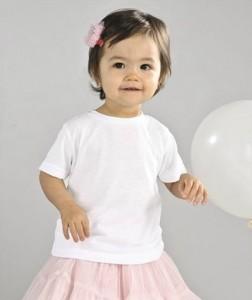 Infant Polyester Sublimation T-Shirt - (1410)