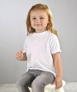Toddler Polyester Sublimation T-Shirt – (1310)