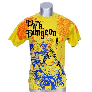 Custom Sublimation Printing Services