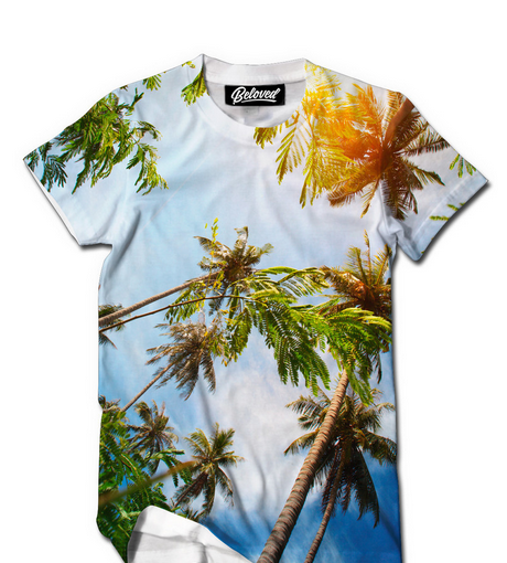 All Over T Shirt Printing