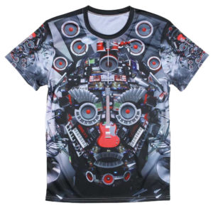 Sublimation Printing on Tri-Blends